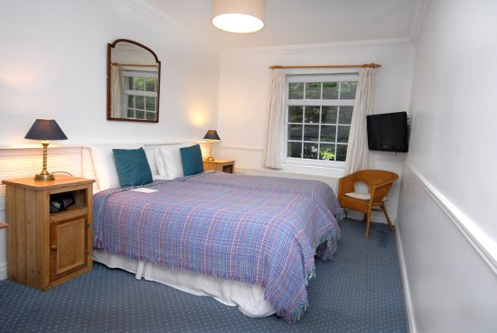 St Anthony's Riverside Bed and Breakfast : Superking or twin bedroom