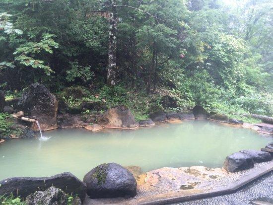 Tempat pemandian air panas alami Onsen Nigorigo