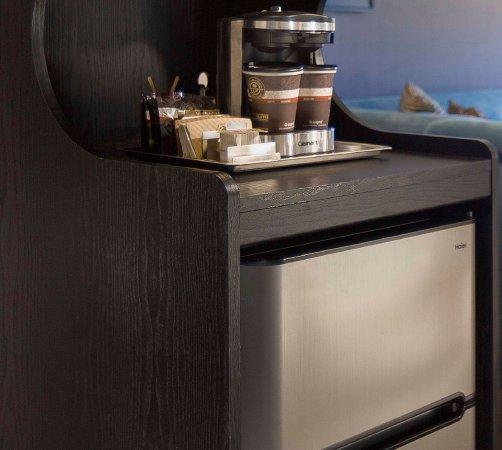 Concord, Californië: Mini-refrigerator