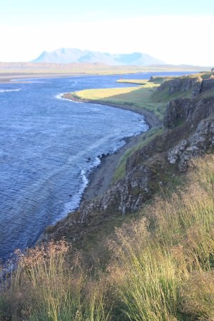 Blonduos, Island: The coastline next to Hvitserkur