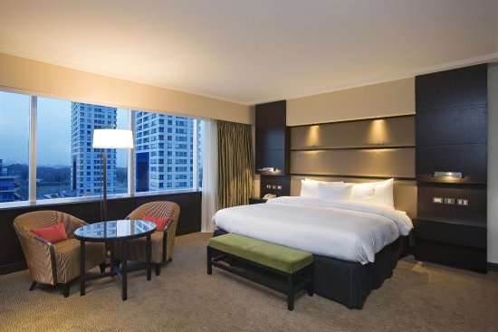 Hilton Buenos Aires: Executive Suite Bedroom