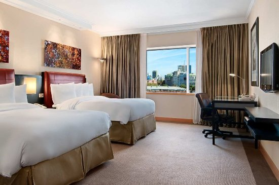 Hilton Buenos Aires: Double Double Deluxe Room