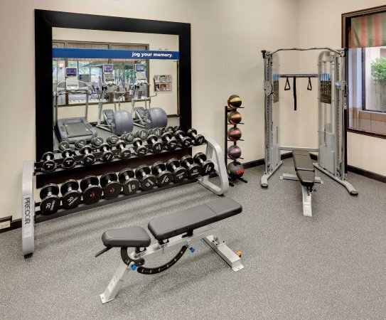 Hampton Inn Boston/Marlborough: Fitness Center