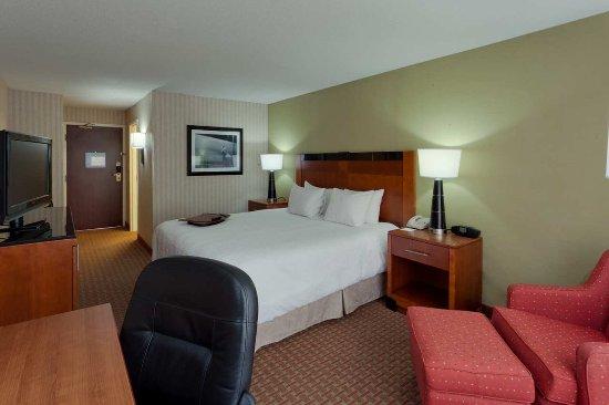 Manassas, VA: 1 King Bed Guest Room