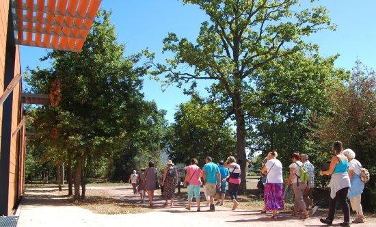 Nueil-les-Aubiers, فرنسا: Partez à la découverte du Domaine et du Laboratoire Body Nature®.