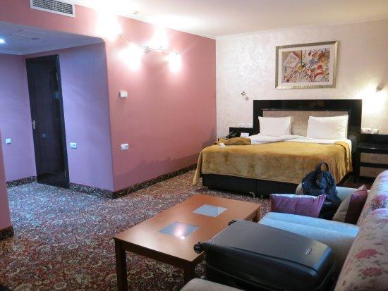 Erebuni Hotel: From the room