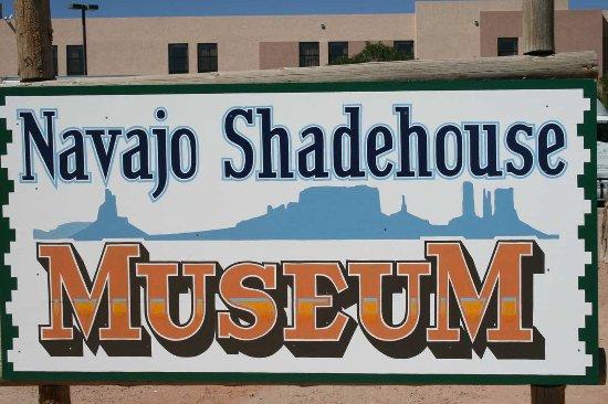Kayenta, AZ: Shadehouse Museum