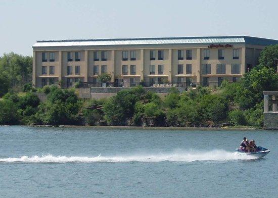 Marble Falls, TX: Hampton Inn on the Lake