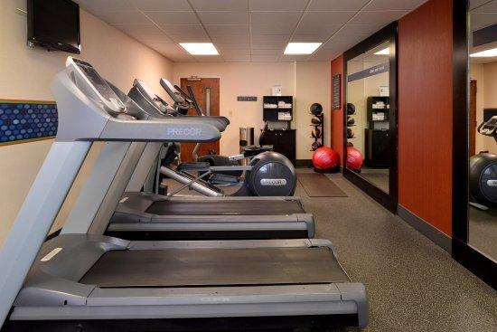 Henderson, North Carolina: fitness center first floor