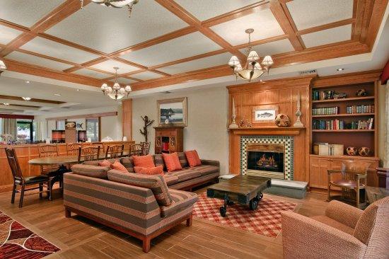 Middletown, Νέα Υόρκη: Lobby Living Room