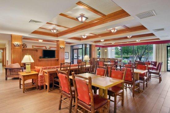 Middletown, Νέα Υόρκη: Breakfast Lounge