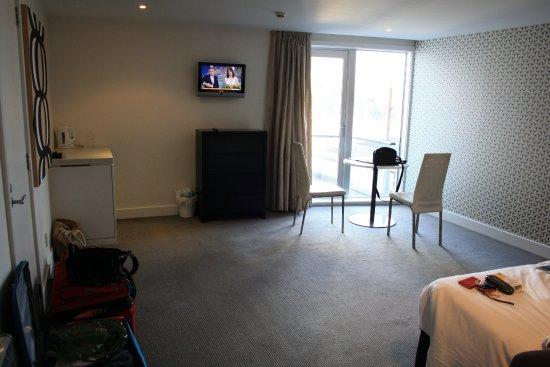 Oaks Club Resort: Room area