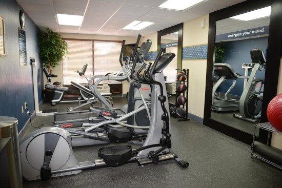 Americus, جورجيا: Fitness Center