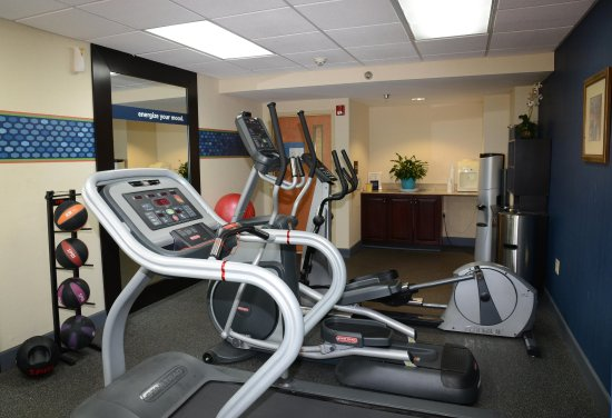 Americus, GA: On-Site Fitness Center