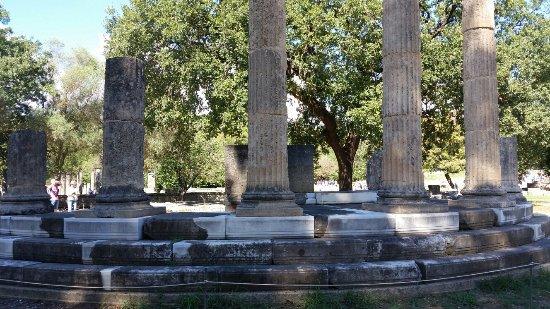Starożytna Olimpia (Archaia Olympia): 20160922_102918_large.jpg