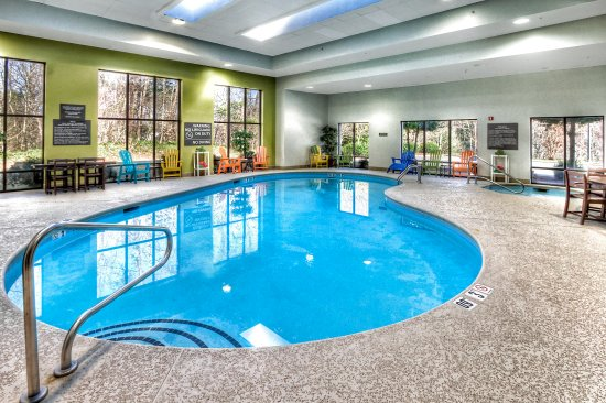 Hampton Inn Marion: Indoor Pool and Spa