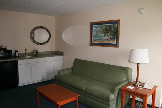Morehead City, Carolina del Norte: Suite Wetbar