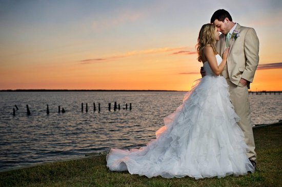 Morehead City, Carolina del Norte: Wedding Couple