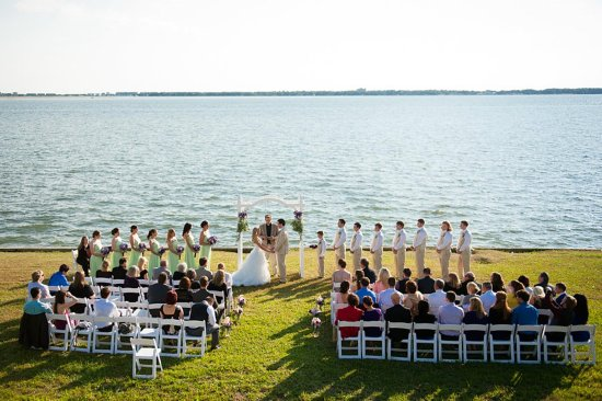 Morehead City, Carolina del Norte: Wedding Ceremony at the Beach