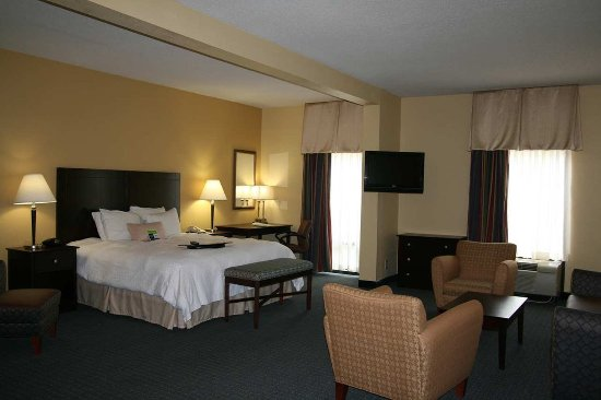 Rock Hill, SC: King Suite