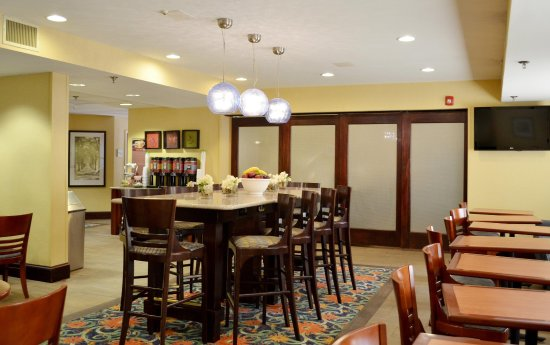 Rock Hill, Carolina del Sud: Hotel Lobby