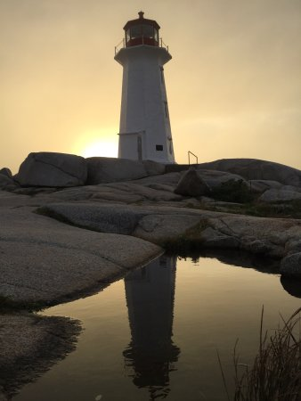 Peggy's Cove Lighthouse Photo