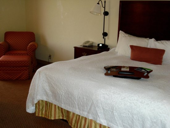 Emporia, VA: Two Room King Suite