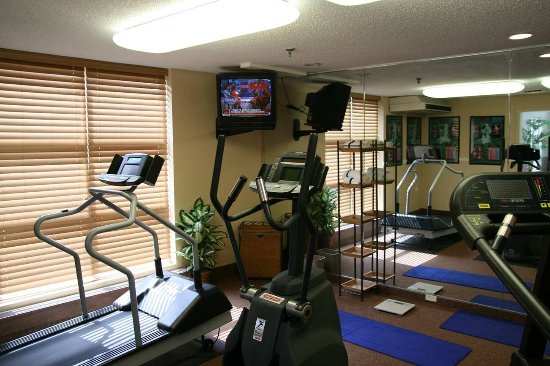 โบว์, นิวแฮมป์เชียร์: Fitness Center