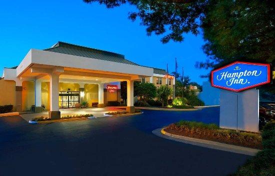 Hampton Inn Alexandria/Pentagon South : Welcome to Hampton Inn Alexandria