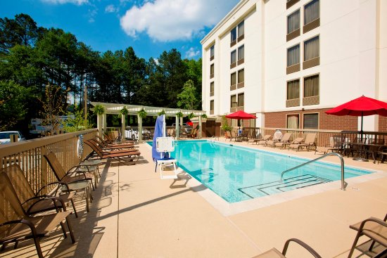 Hampton Inn Atlanta - Northlake: Hampton Pool
