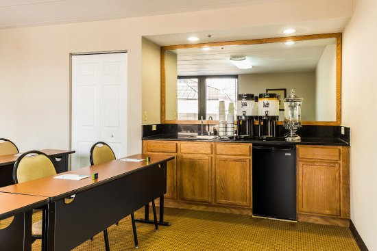 Hampton Inn Chicago/Westchester (Oak Brook) : Meeting Room