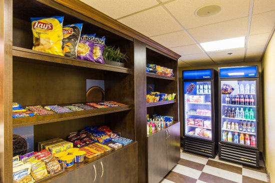 Hampton Inn Chicago/Westchester (Oak Brook): Snack Shop