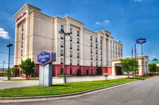 Hampton Inn Roanoke Rapids
