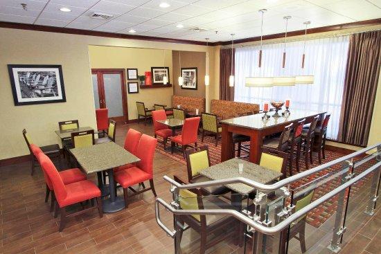 Hampton Inn Baltimore / Glen Burnie: Perfect Mix Lobby