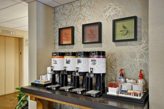 Gastonia, Caroline du Nord : Coffee Station