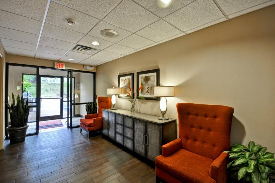 Gastonia, Carolina del Nord: Lobby