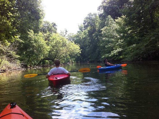 Mechanicsburg, Pensilvania: Yellow Breeches Canoe