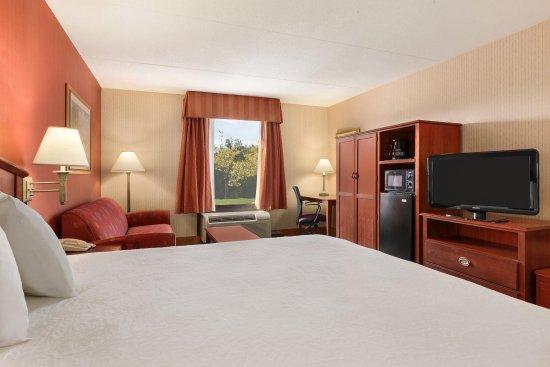 Mechanicsburg, Pensylwania: King Suite
