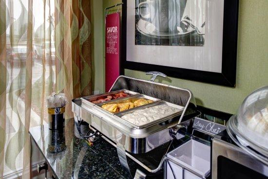 ฟุลตันเดล, อลาบาม่า: Breakfast