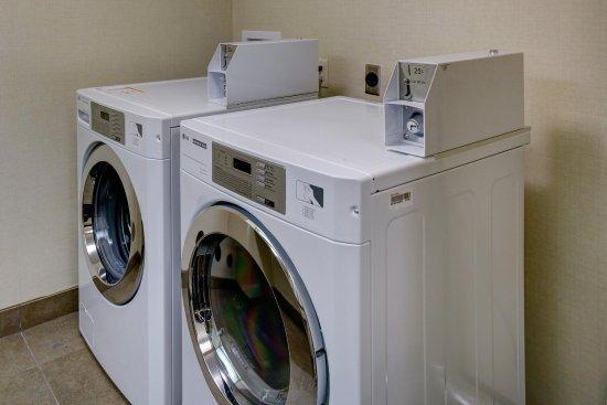 ฟุลตันเดล, อลาบาม่า: On-site Laundry Station