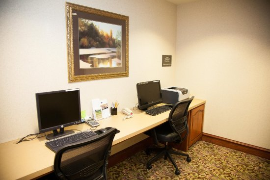 Brownwood, TX: Business Center