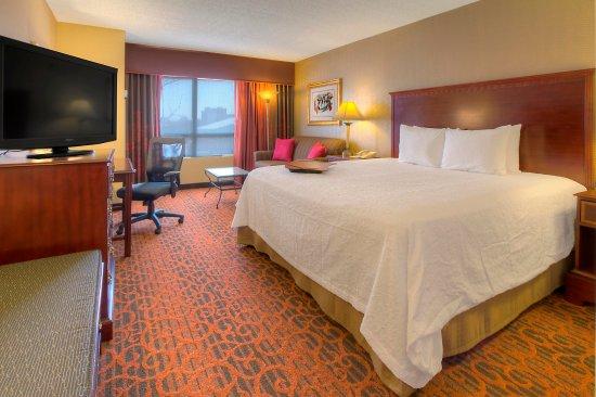 Hampton Inn & Suites Memphis - Beale Street: Standard King
