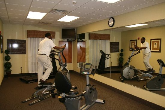 Hampton Inn Quincy: Fitness Center