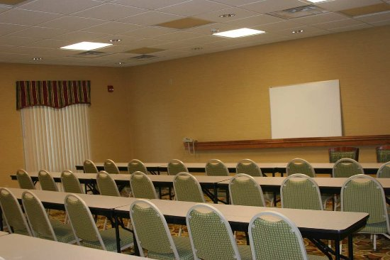 Hampton Inn Quincy: Meeting Room