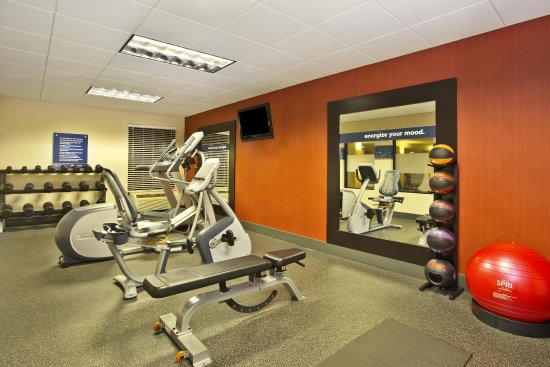 Anderson, IN: Fitness Center