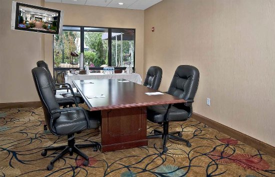 Christiansburg, VA: Board Room