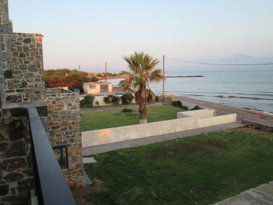 Kritzas Beach Bungalows & Suites: app met zeezicht