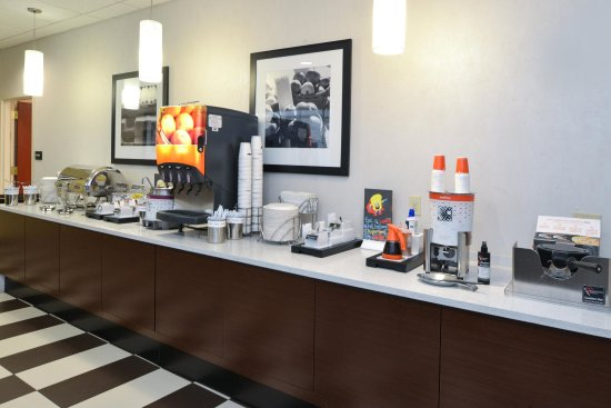 Carbondale, IL: Complimentary Breakfast