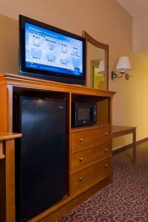 Butte, MT: TV, Fridge & Microwave