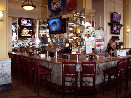 Butte, MT: Metals Bank Sports Bar